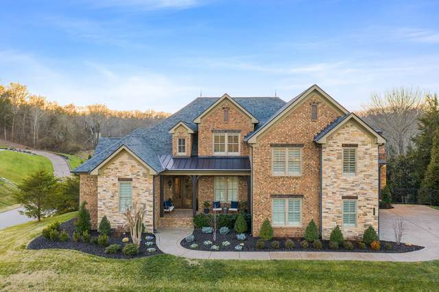 713 Pendragon Ct, Franklin, TN 37067 (MLS #RTC2220425) :: John Jones Real Estate LLC