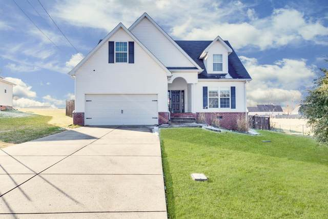 126 Auburn Ct, Murfreesboro, TN 37128 (MLS #RTC2220439) :: Michelle Strong