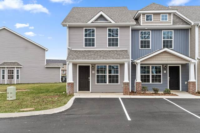 955 Big Sky Drive #K, Clarksville, TN 37040 (MLS #RTC2220461) :: Hannah Price Team