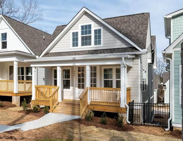 903 Curdwood Blvd, Nashville, TN 37216 (MLS #RTC2220469) :: Village Real Estate