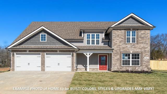 97 Dunbar, Clarksville, TN 37043 (MLS #RTC2220490) :: John Jones Real Estate LLC