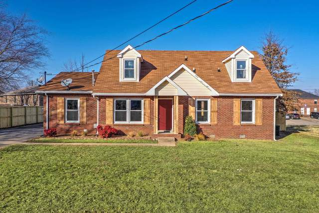 293 Northridge Dr, Clarksville, TN 37042 (MLS #RTC2220503) :: Morrell Property Collective | Compass RE