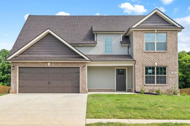 95 Dunbar, Clarksville, TN 37043 (MLS #RTC2220507) :: John Jones Real Estate LLC
