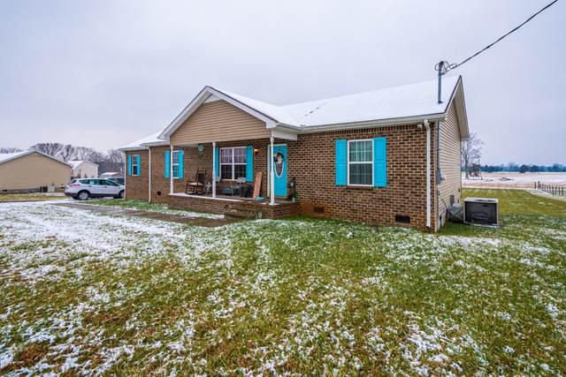 156 Davis Ln, Unionville, TN 37180 (MLS #RTC2220510) :: Nashville on the Move