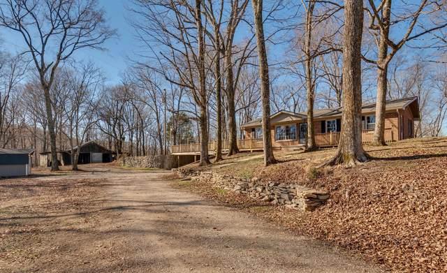 4034 Roy Thompson Rd, Mount Pleasant, TN 38474 (MLS #RTC2220518) :: Nashville on the Move