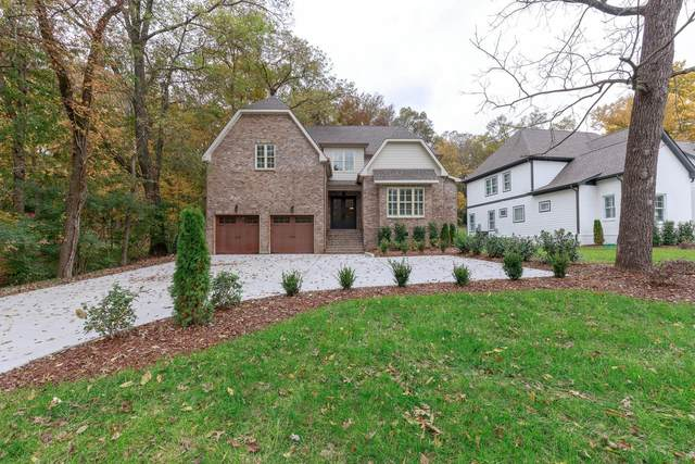 923 Downey Dr, Nashville, TN 37205 (MLS #RTC2220523) :: RE/MAX Homes And Estates
