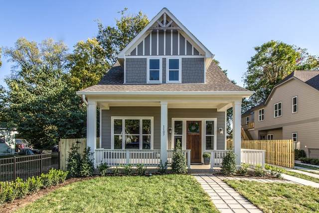 1107 Park St, Franklin, TN 37064 (MLS #RTC2220571) :: Nashville on the Move