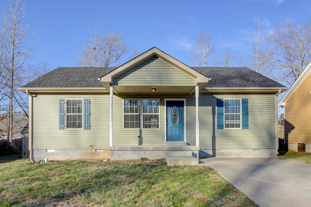 741 Inver Ln, Clarksville, TN 37042 (MLS #RTC2220573) :: Michelle Strong