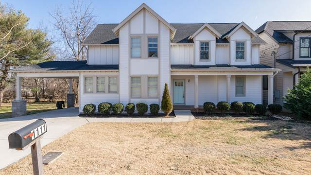 1111 Roberta St, Nashville, TN 37206 (MLS #RTC2220580) :: Nashville on the Move