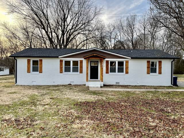 141 Underwood St, Cornersville, TN 37047 (MLS #RTC2220582) :: Real Estate Works