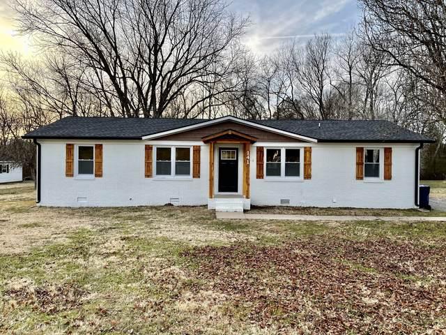 141 Underwood St, Cornersville, TN 37047 (MLS #RTC2220582) :: Berkshire Hathaway HomeServices Woodmont Realty