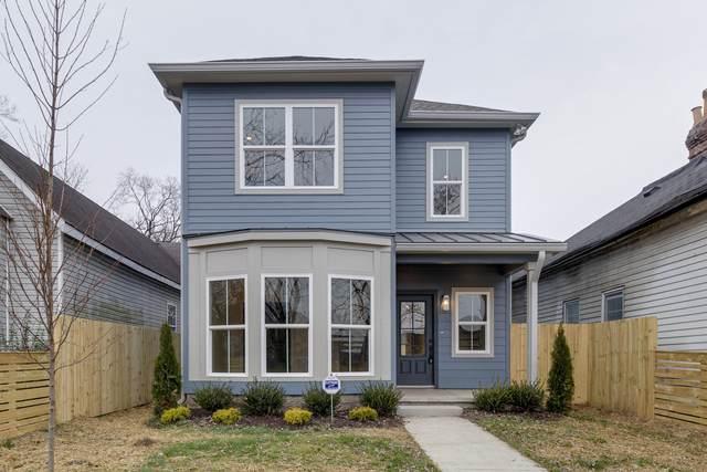 122 Claiborne St, Nashville, TN 37210 (MLS #RTC2220592) :: Village Real Estate