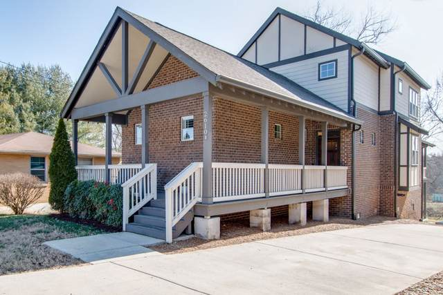 2610B Tiffany Dr, Nashville, TN 37206 (MLS #RTC2220610) :: Nashville on the Move
