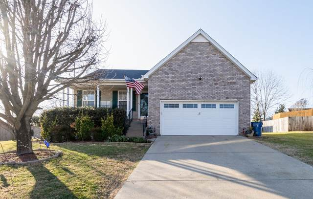 902 Streamfield Pt, La Vergne, TN 37086 (MLS #RTC2220632) :: Village Real Estate