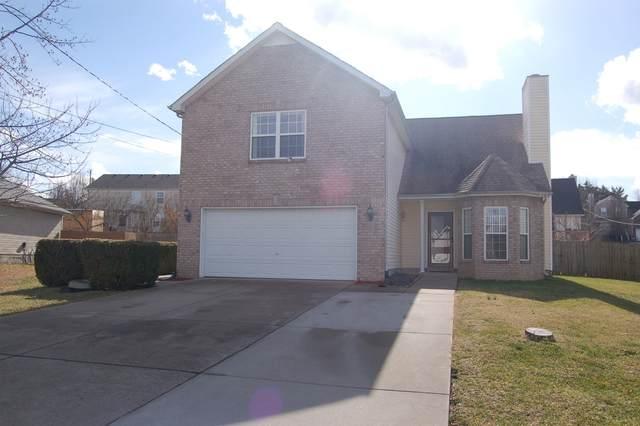 1145 Benton Mason Dr, La Vergne, TN 37086 (MLS #RTC2220646) :: DeSelms Real Estate