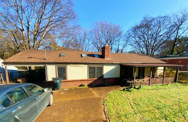 2720 Hartford Dr, Nashville, TN 37210 (MLS #RTC2220678) :: Village Real Estate