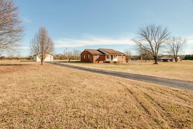 750 Kennedy Rd, Shelbyville, TN 37160 (MLS #RTC2220761) :: Village Real Estate