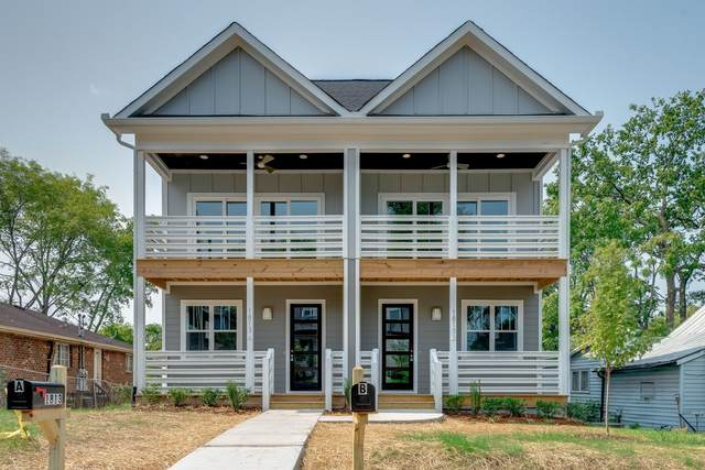 1813A 16th Ave N, Nashville, TN 37208 (MLS #RTC2220779) :: Team Wilson Real Estate Partners