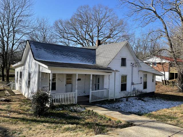 602 W Walnut St, Dickson, TN 37055 (MLS #RTC2220785) :: Village Real Estate