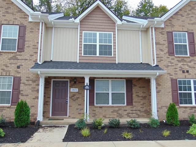3419 Donerail Circle #381, Murfreesboro, TN 37128 (MLS #RTC2220796) :: Village Real Estate
