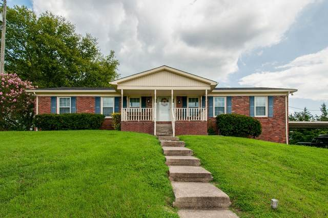 603 Katy Hill Dr, Goodlettsville, TN 37072 (MLS #RTC2220803) :: RE/MAX Homes And Estates