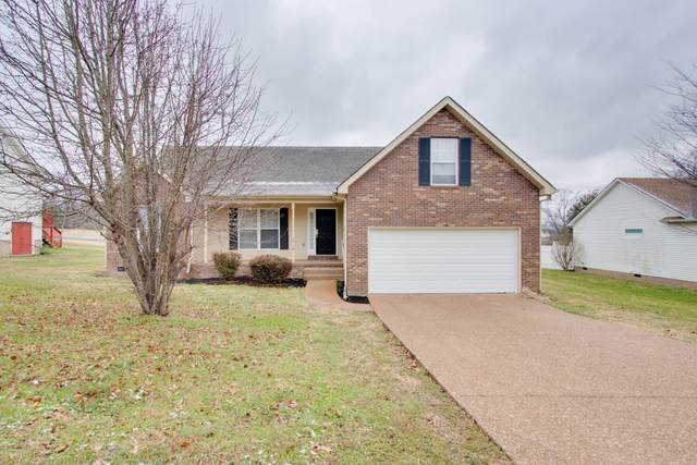 2916 Hearthside Dr, Spring Hill, TN 37174 (MLS #RTC2220831) :: Nashville on the Move