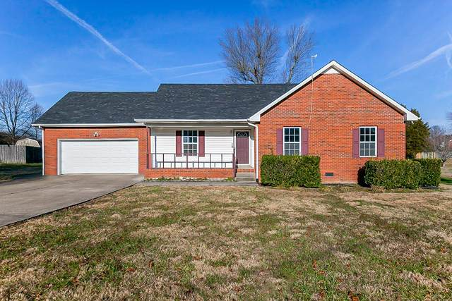 203 Louise Dr, White House, TN 37188 (MLS #RTC2220839) :: Candice M. Van Bibber | RE/MAX Fine Homes