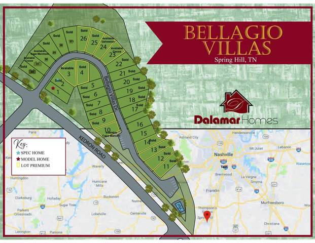 117 Bellagio Villas Drive, Spring Hill, TN 37174 (MLS #RTC2220848) :: Kenny Stephens Team