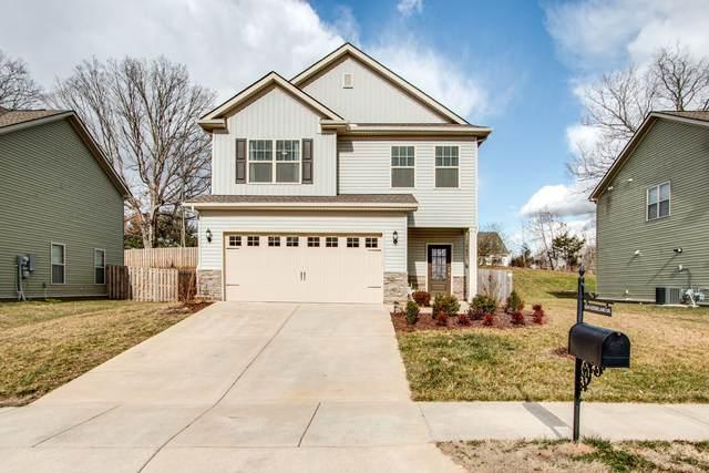 1050 Keeneland Drive, Spring Hill, TN 37174 (MLS #RTC2220886) :: Team George Weeks Real Estate