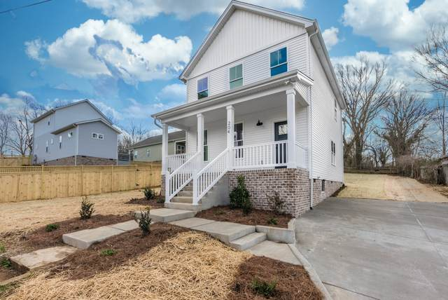 204 2nd Ave W, Springfield, TN 37172 (MLS #RTC2220892) :: Maples Realty and Auction Co.