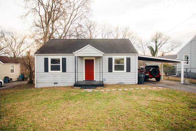 45 Jay St, Nashville, TN 37210 (MLS #RTC2220981) :: DeSelms Real Estate