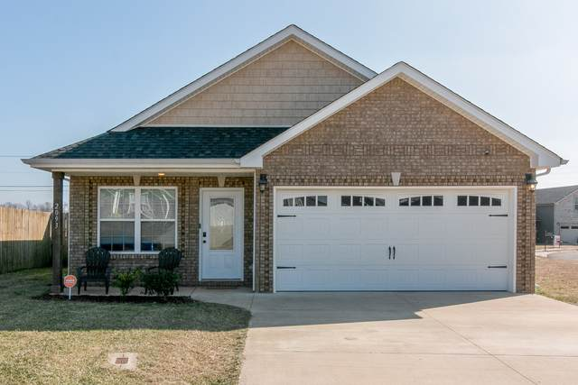 2093 Jackie Lorraine Dr, Clarksville, TN 37042 (MLS #RTC2220982) :: John Jones Real Estate LLC
