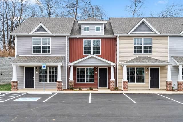 955 Big Sky Drive #V, Clarksville, TN 37040 (MLS #RTC2221009) :: Kimberly Harris Homes