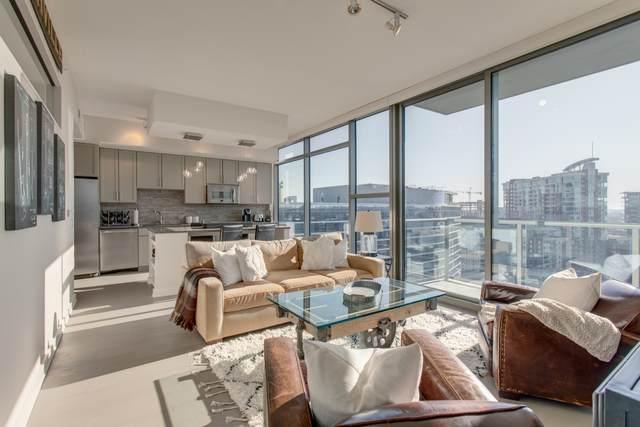 1212 Laurel St #1205, Nashville, TN 37203 (MLS #RTC2221028) :: Real Estate Works