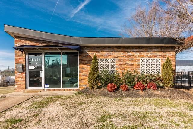 170 W Franklin St, Gallatin, TN 37066 (MLS #RTC2221098) :: Nelle Anderson & Associates