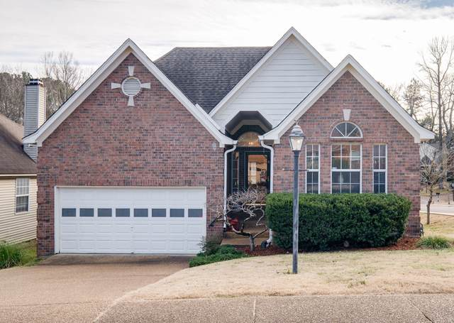 3541 Greenwood Dr, Hermitage, TN 37076 (MLS #RTC2221174) :: Village Real Estate