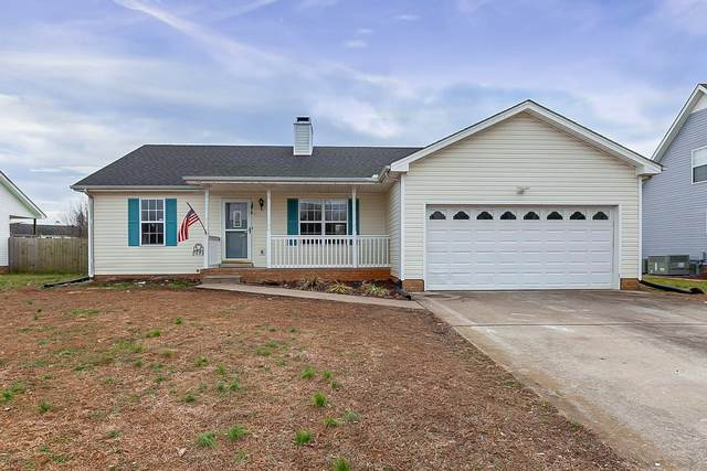 1961 Whirlaway Cir, Clarksville, TN 37042 (MLS #RTC2221213) :: Village Real Estate