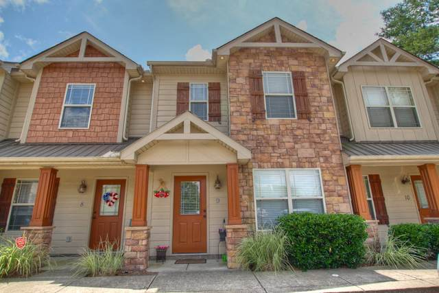 563 River Rock Blvd. C-9, Murfreesboro, TN 37128 (MLS #RTC2221221) :: Village Real Estate