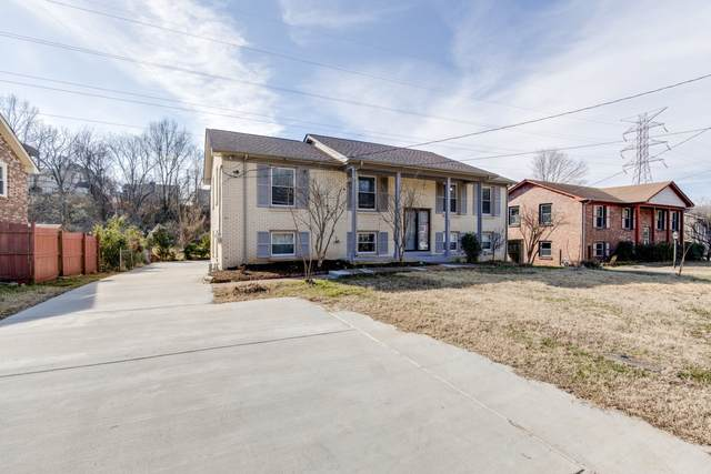 629 Huntington Pkwy, Nashville, TN 37211 (MLS #RTC2221300) :: Morrell Property Collective | Compass RE