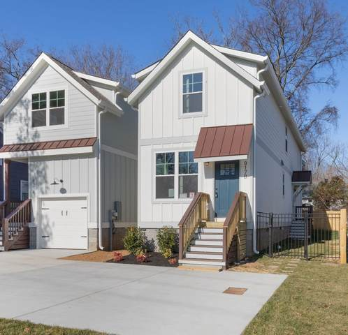 917B West Ave, Nashville, TN 37206 (MLS #RTC2221344) :: Ashley Claire Real Estate - Benchmark Realty