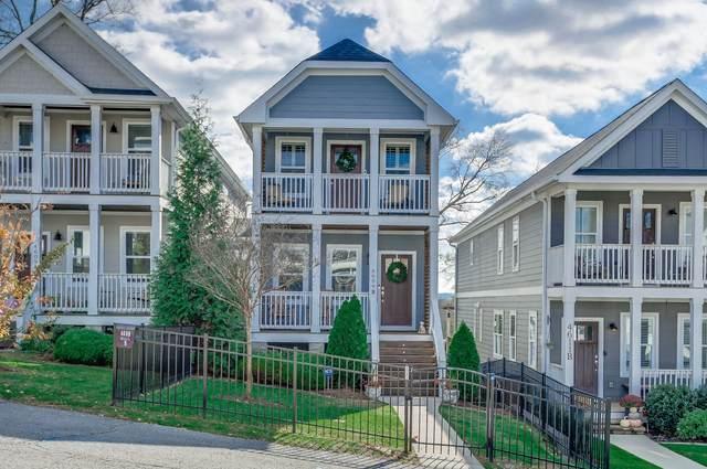 4609B Kentucky Ave, Nashville, TN 37209 (MLS #RTC2221356) :: Nelle Anderson & Associates
