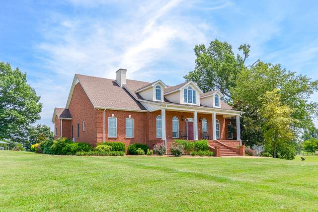 147A Coble Rd, Shelbyville, TN 37160 (MLS #RTC2221425) :: Village Real Estate