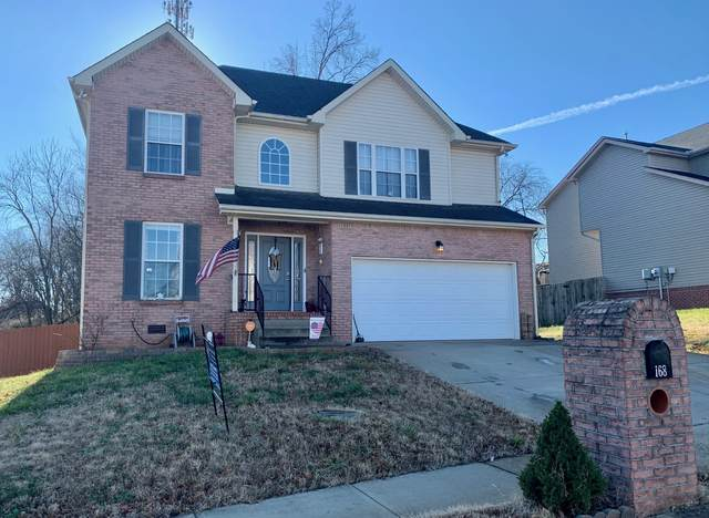 168 Cloe Ct, Clarksville, TN 37042 (MLS #RTC2221473) :: Nashville on the Move