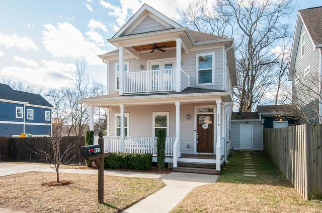 911 54th Ave N, Nashville, TN 37209 (MLS #RTC2221552) :: Maples Realty and Auction Co.