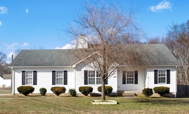 3783 Mcallister Dr, Clarksville, TN 37042 (MLS #RTC2221584) :: Team George Weeks Real Estate