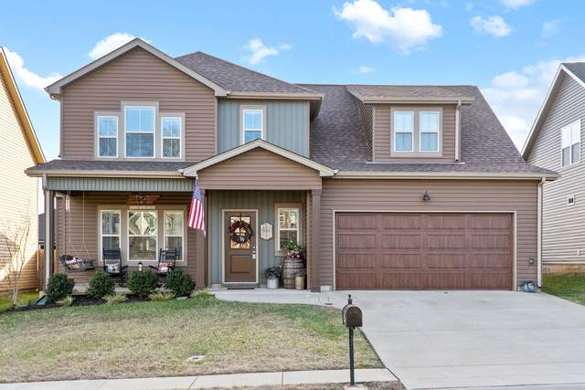 1152 Eagles View Dr, Clarksville, TN 37040 (MLS #RTC2221598) :: Fridrich & Clark Realty, LLC