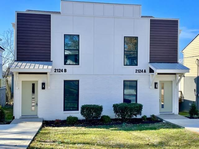 2124B Burns St, Nashville, TN 37216 (MLS #RTC2221703) :: Village Real Estate