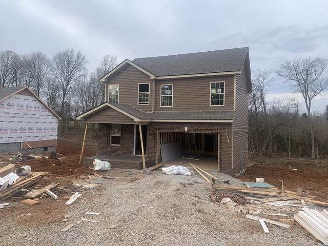 88 Chalet Hills, Clarksville, TN 37040 (MLS #RTC2221710) :: Ashley Claire Real Estate - Benchmark Realty
