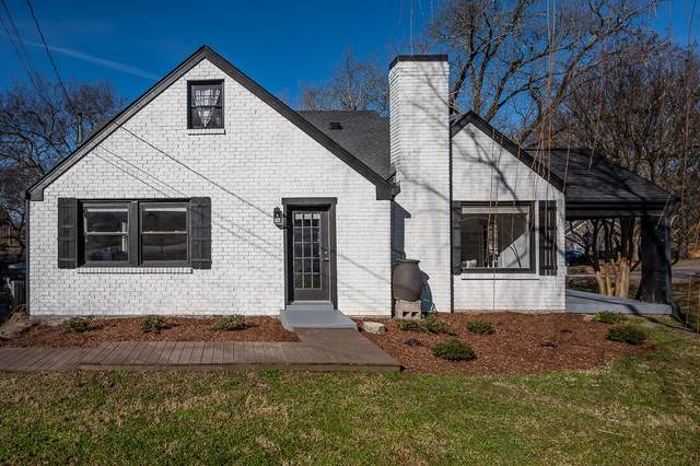 1111 Inglewood Dr, Nashville, TN 37216 (MLS #RTC2221734) :: The Miles Team | Compass Tennesee, LLC