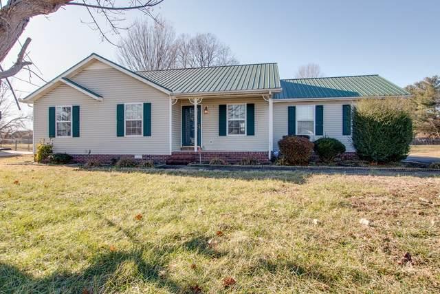 124 Cool Springs Dr, Murfreesboro, TN 37127 (MLS #RTC2221735) :: John Jones Real Estate LLC